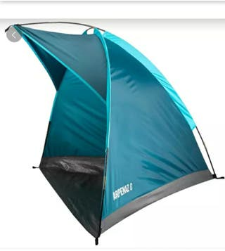 Carpa plegable camping Decathlon