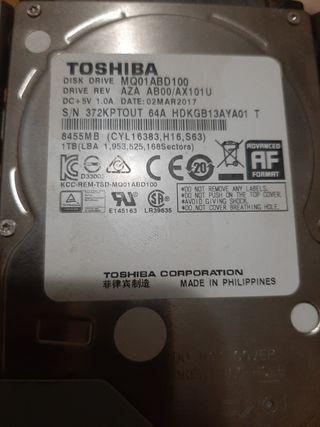 disco duro PS4 1TB