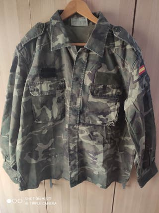 ropa usada militar