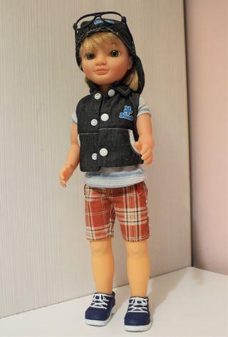 Muñeco amigo de Nancy (Famosa)