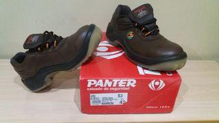 zapatos seguridad marca Panter modelo Garda