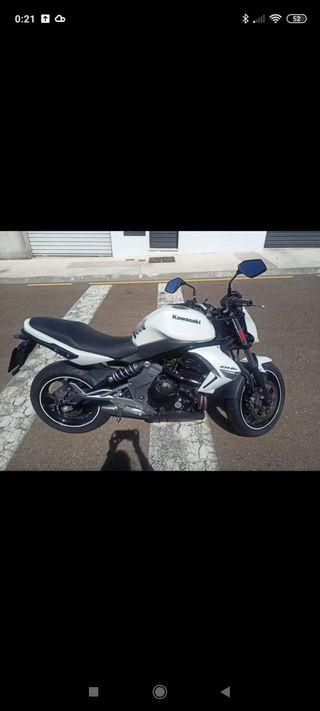 Kawasaki er6n nov '11