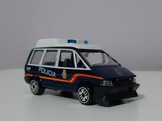 furgoneta escala guisval
