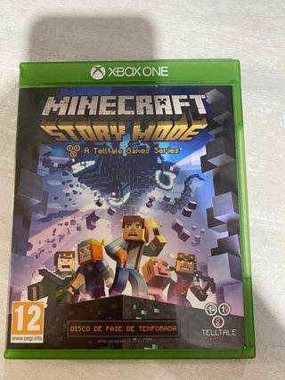 Minecraft Story Mode XBOX ONE