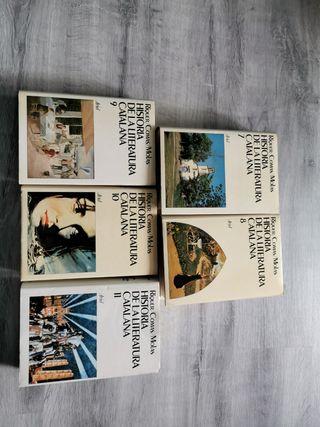 Historia de la literatura catalana