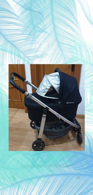 caricoche de bebé UPPAbaby,carrito, caro,cochecito
