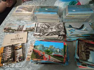 MAS DE 1.000 postales ESCUCHO TU OFERTA