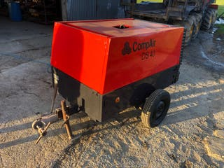 Compresor aire Compair DS 40 diesel