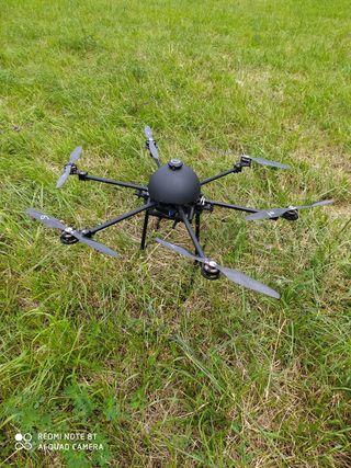 dron profesional carbono
