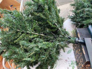 Arbol de navidad de 1,90 cm