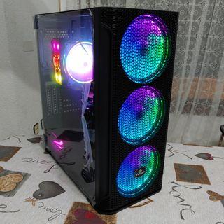 Pc GAMING RGB!!!