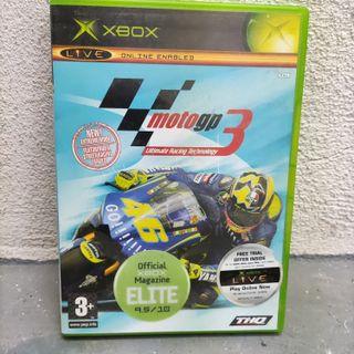 Juego para Xbox clasic primera generación