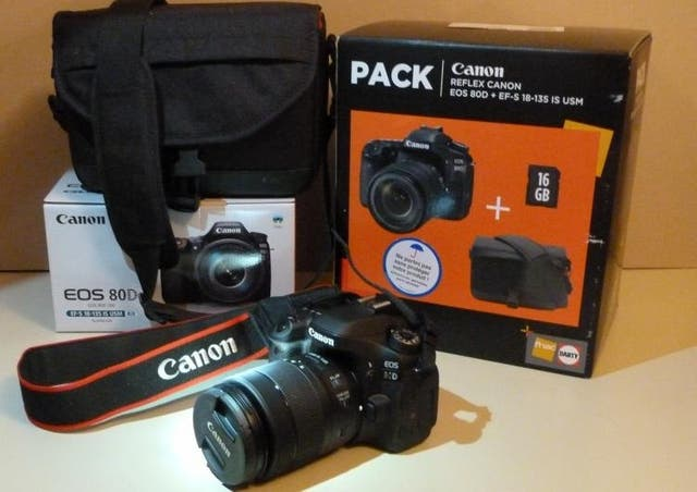 pack reflex canon