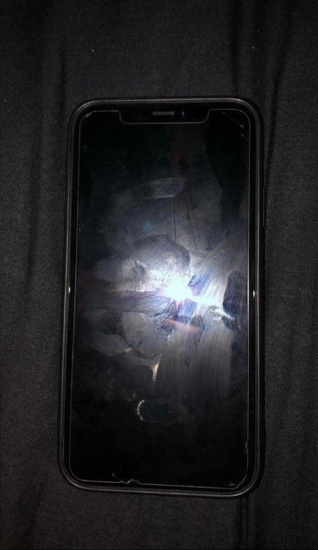 I phone xR Black 128GB UNLOCKED