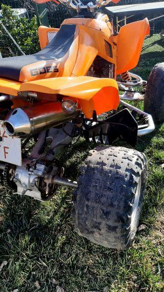 quad goes 450cc cambio por zodiac