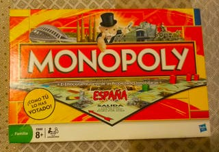 Monopoly edición España