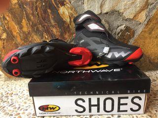Zapatillas bicicleta northwave celsius 2 gtx