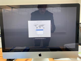 """iMac de 27"""" Intel Core i5"""