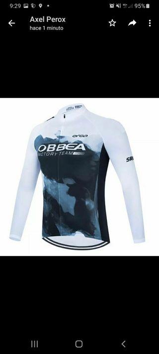 maillot orbea