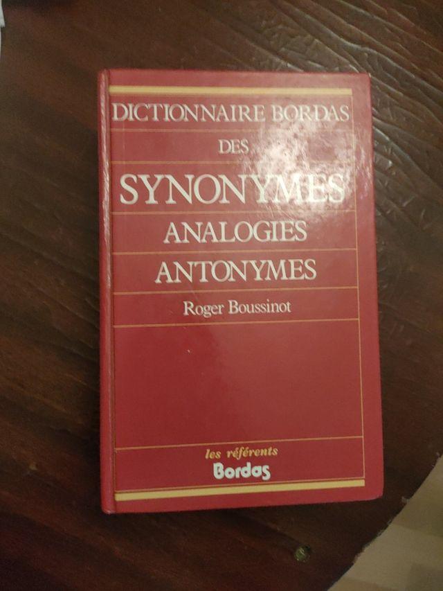 dictionnaire Bordas