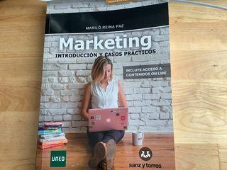 Libro de Marketing para Turismo UNED