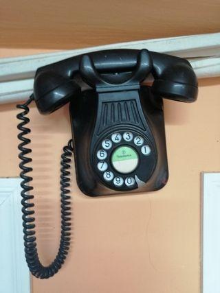 Teléfono antiguo telefonica