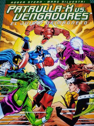 Ejemplar Patrulla-X vs Vengadores, Fórum