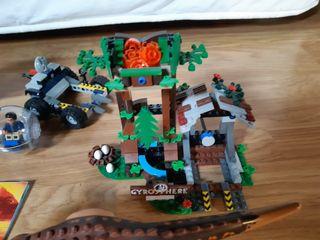 LEGO Jurassic World Huida del Carnotaurus