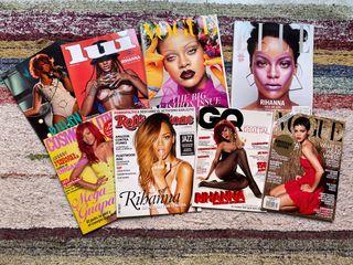 Rihanna ( Revistas exclusivas)