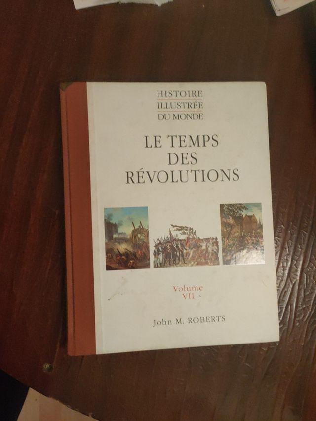 le temps des révolutions
