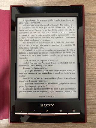 EBook - Libro electronico Sony - 6 pulgadas