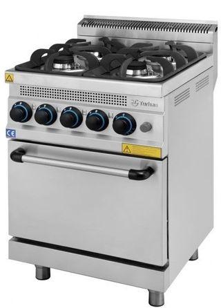 Cocina industrial Turhan 6301
