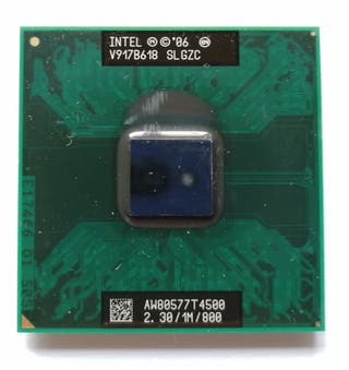 Procesador Intel Pentium T4500.