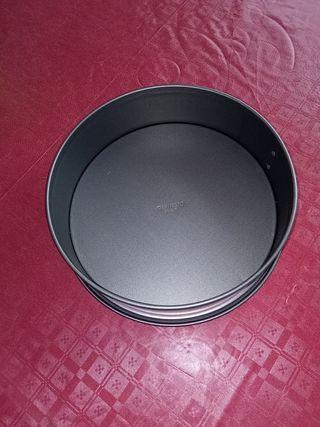 molde bizcocho-tarta
