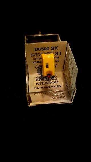 Aguja STANTON D-6500 SK STYLUS tocadiscos