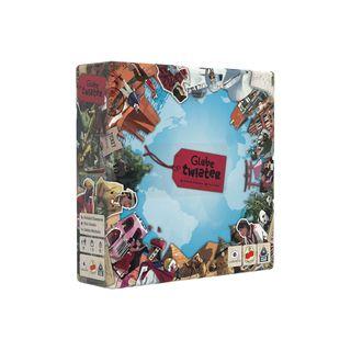 NUEVO Globe Twister juego mesa puzzle