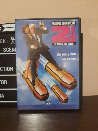 AGARRALO COMO PUEDAS 2 1/2 EL AROMA DEL MIEDO DVD