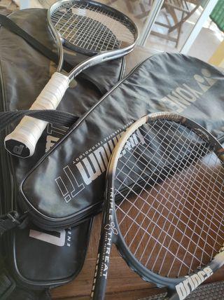 raquetas tenis