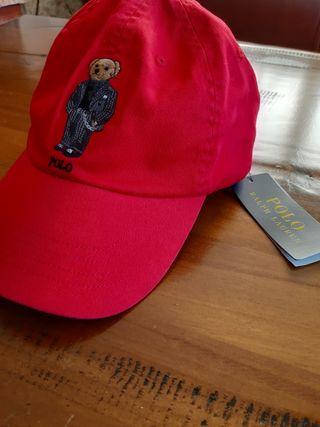 Gorra Ralph Lauren