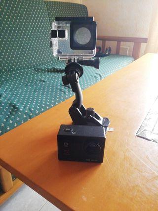 cámara gopro victure 4k wifi