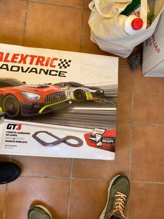 Scalextric advance gt3