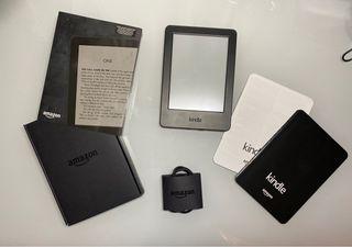 Libro electrónico Amazon kindle 7° generación.