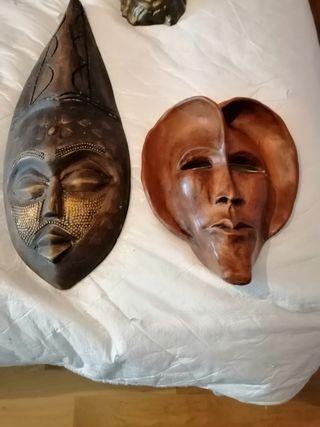 Vendo mascaras, 10 € unidad