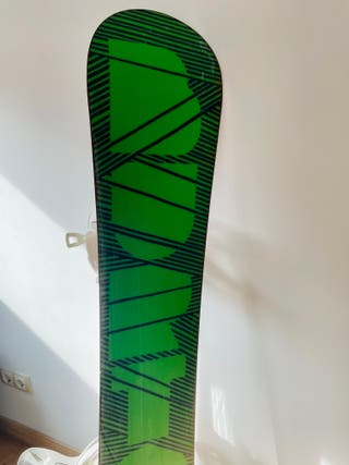 Snowboard Burton clash 158