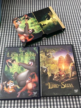 2 Películas DVD infantil
