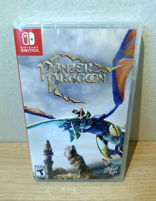 PANZER DRAGOON NINTENDO SWITCH LIMITED RUN GAMES