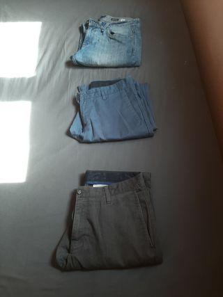 Pantalones Volcom De Segunda Mano En Madrid En Wallapop