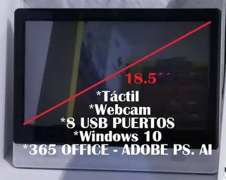ORDENADOR All-in-One i5 TACTIL SHUTTLE X70M