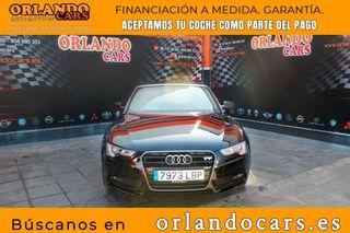 AUDI A5 CABRIOLET 2.0 TDCI 177CV - Año 2013