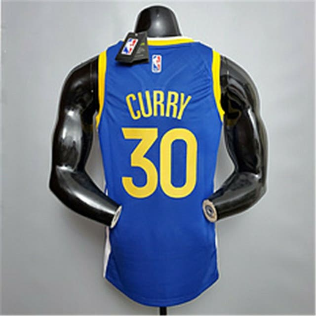 WARRIOS #30 CURRY